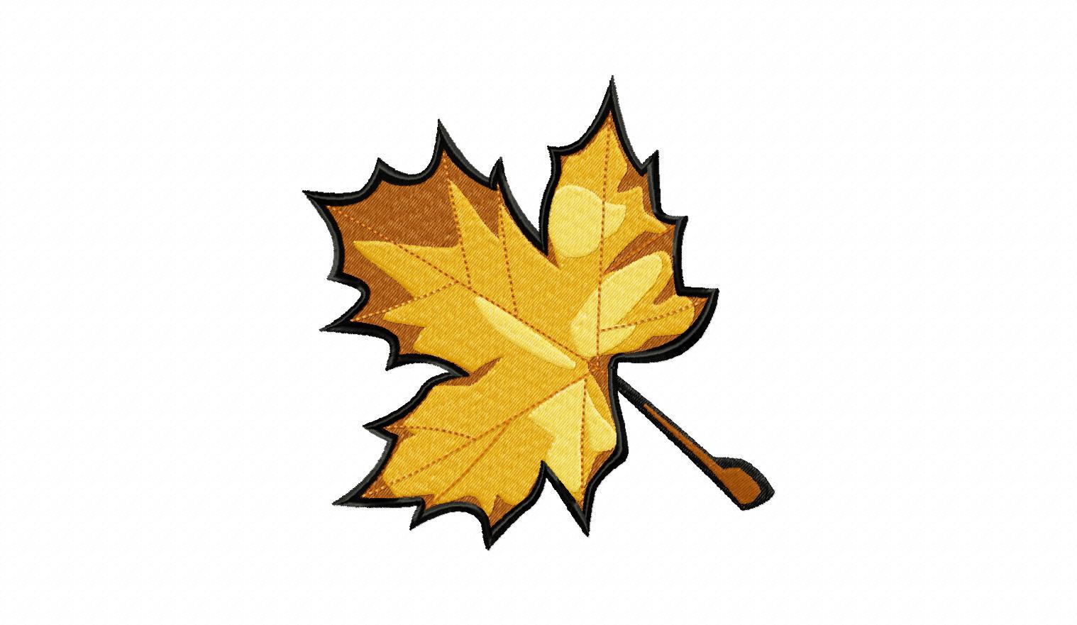 leaves machine