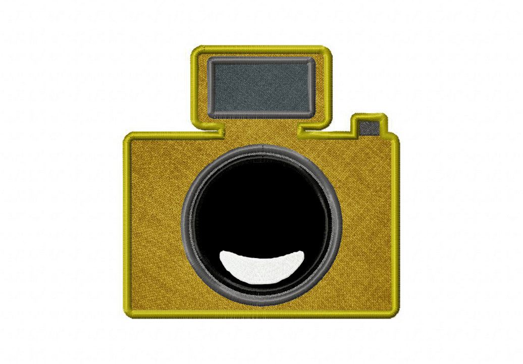Flash camera available in both applique and stitched u2013 blasto stitch