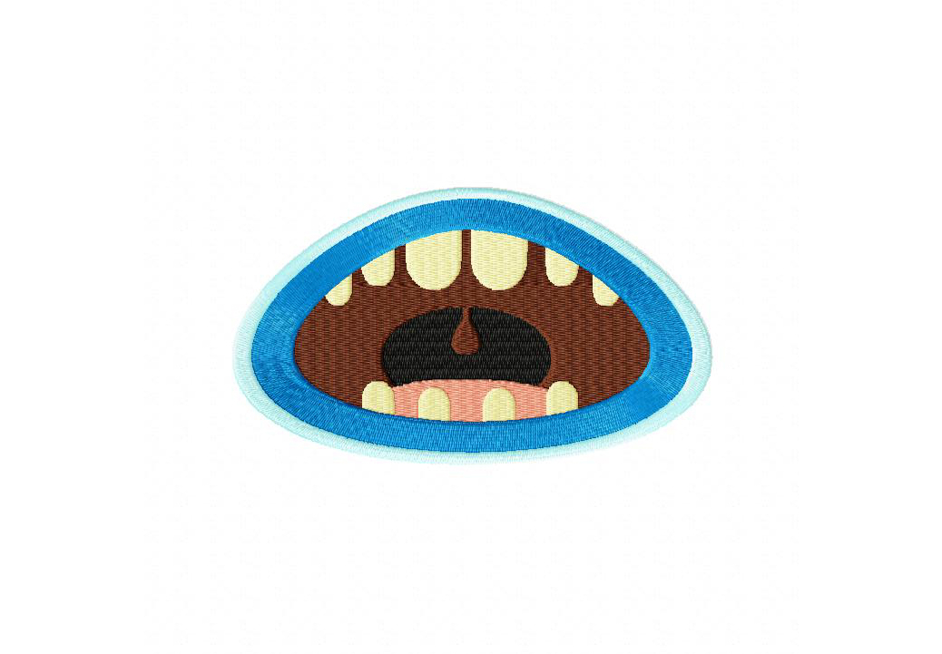 Monster Mouth Screams Machine Embroidery Design further 43484 further E8 A8 80 E9 83 A8 moreover Shark Fin Clip Art 32946 in addition Smile Clipart. on cartoon mouth clip art free