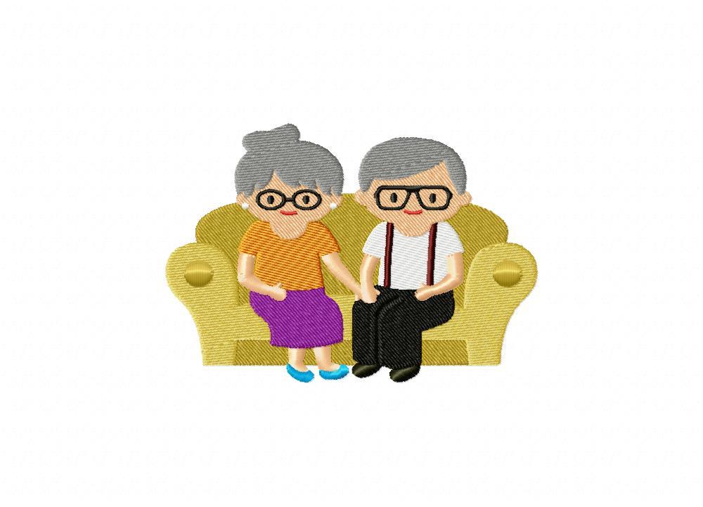 couch grandpa