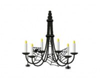 Product categories halloween creepy candle chandelier machine embroidery design mozeypictures Choice Image
