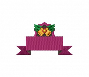 christmas-purple-banner-stitched-5_5-inch