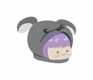 Hoodie Bunny-01 Stitched 5_5 Inch