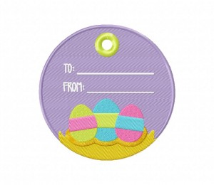 Easter Gift Tag 1 5_5 inch