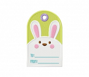 Easter Gift Tag 2 5_5 inch