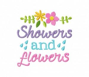 Showers and Flowers 5_5 inch