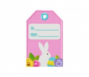 Easter Gift Tag 4 5_5 inch