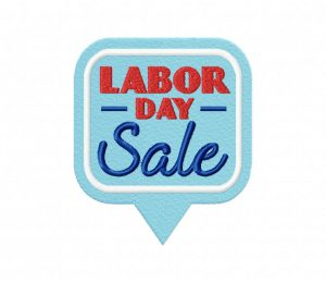 Labor Day Sale 2 Stitched 5_5 Inch