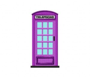 Purple Phone Booth 5_5 inch