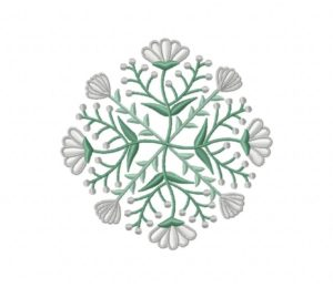 Ethereal Floral Doilies 5_5 inch