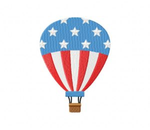US Balloon Stitched 5_5 Inch