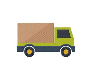 Delivery Truck 5_5 inch
